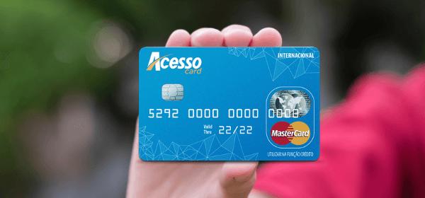 cartão acessocard